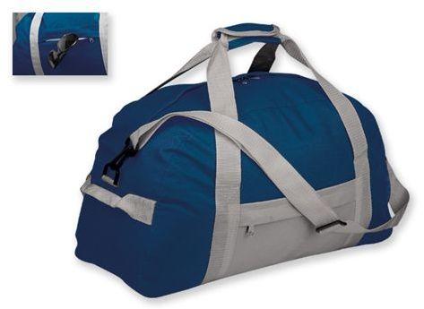 PADMA polyesterová cestovní taška, 600D, tmavě modrá