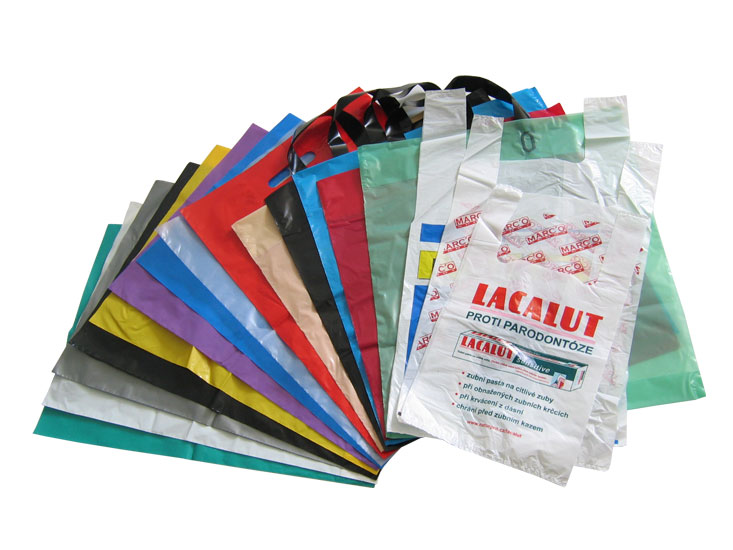 Igelitové tašky - osvědčené reklamní předměty