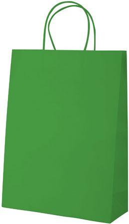 Store zelená papírová taška