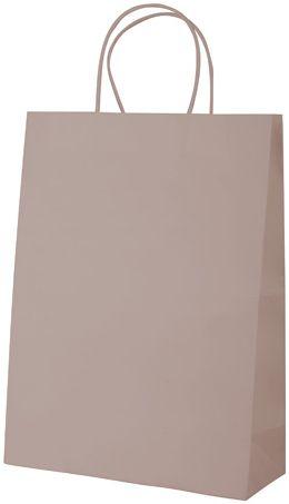 Store béžová papírová taška