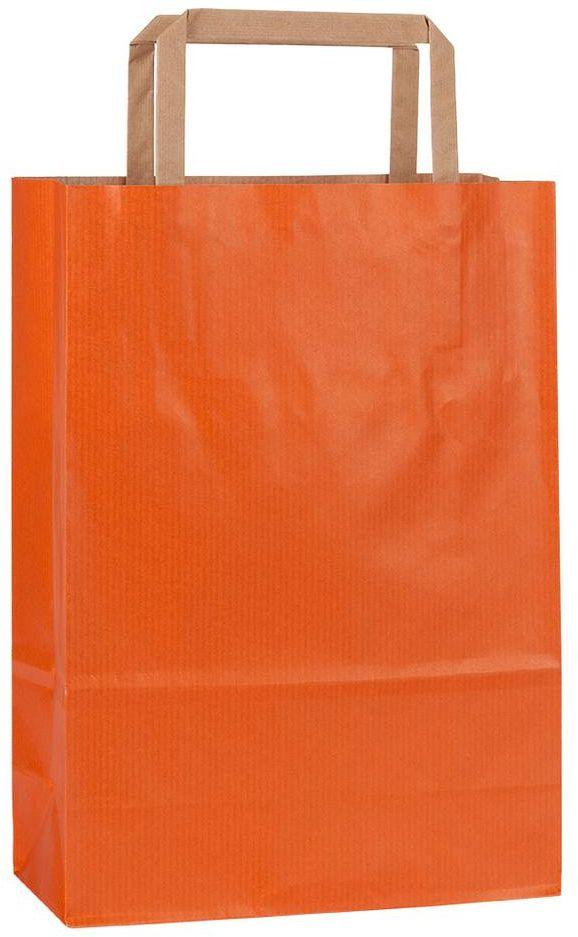 Rainbow oranžová taška 18x8x25 cm