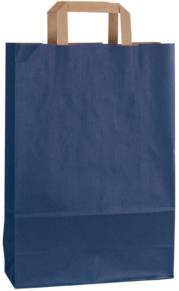 Rainbow modrá taška 26x11x38 cm