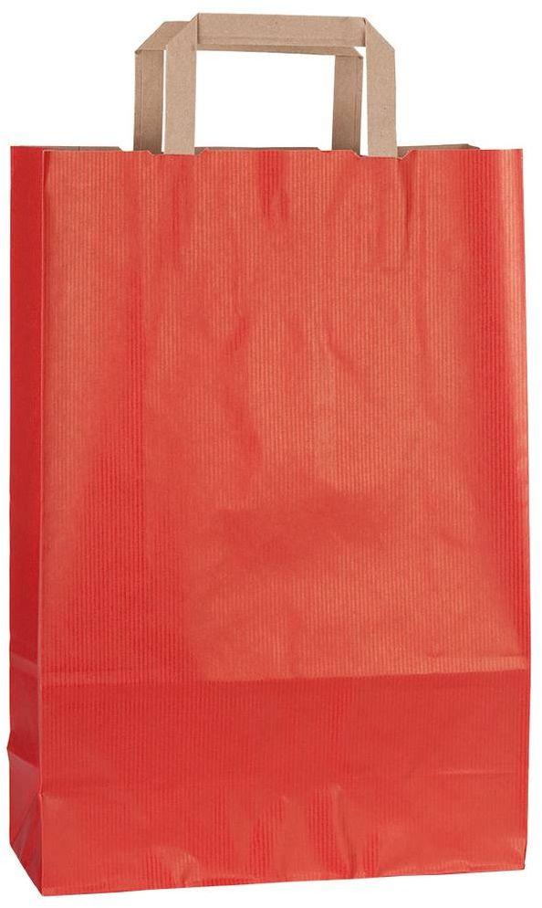 Rainbow červená taška 26x11x38 cm