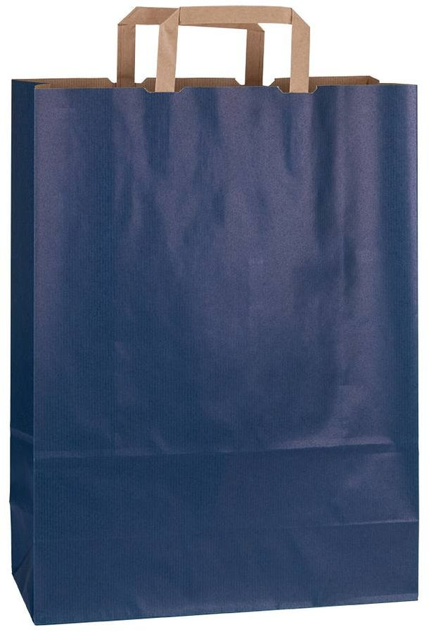 Rainbow modrá taška 32x13x42,5 cm