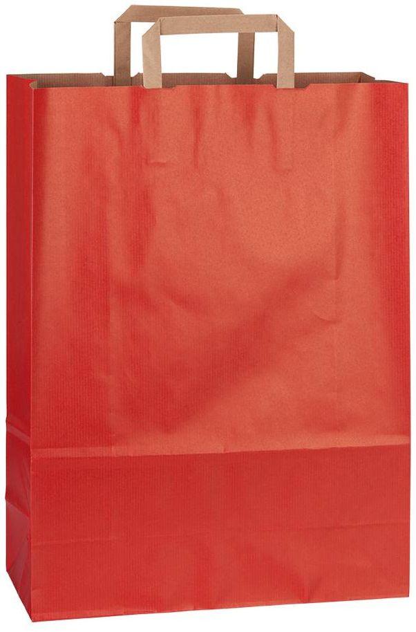 Rainbow červená taška 32x13x42,5 cm