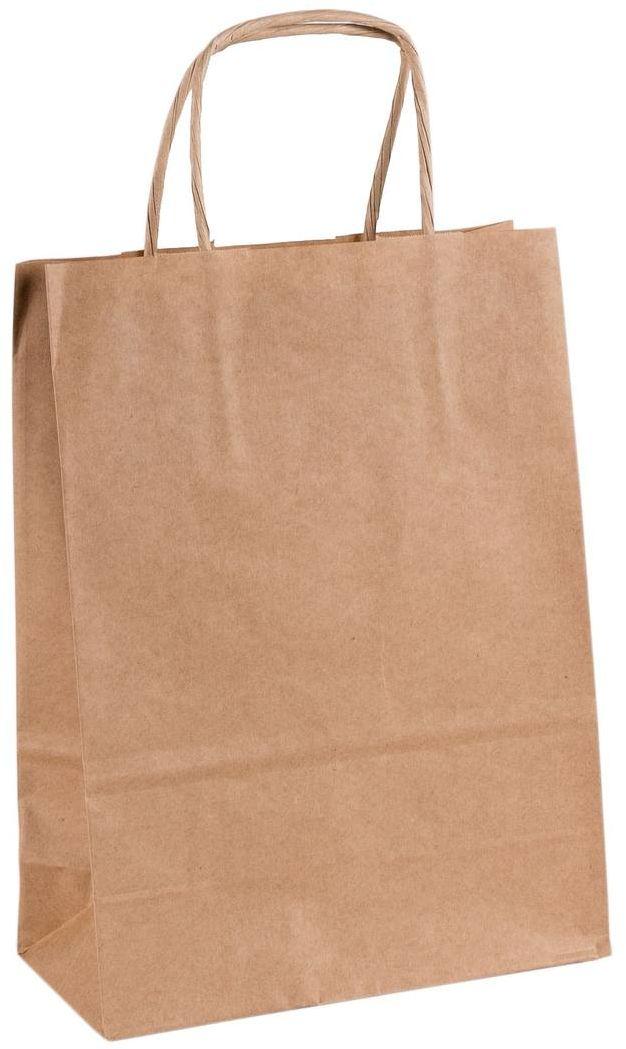 Dárková papírová taška 18x8x24 cm