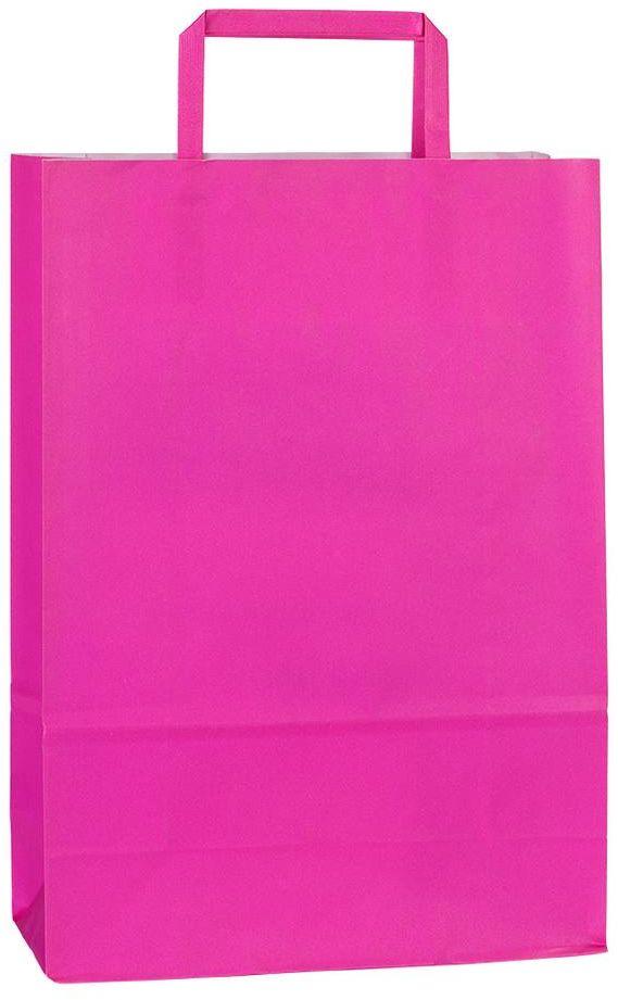 Dárková papírová taška 23x10x32  cm