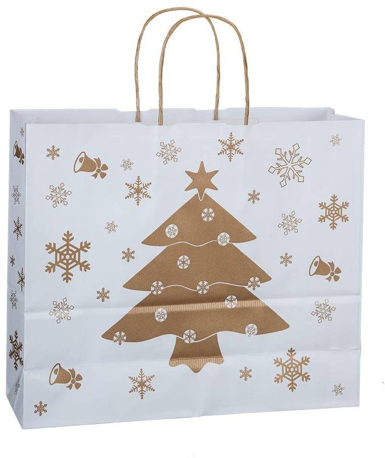 Vánoční taška 36x12x31 cm