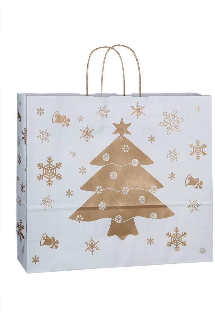Vánoční taška 42x13x37 cm