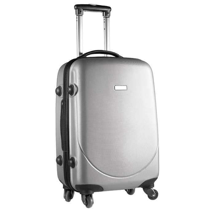 Pevný kufr na kolečkách