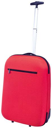 Nao červená taška na kolečkách