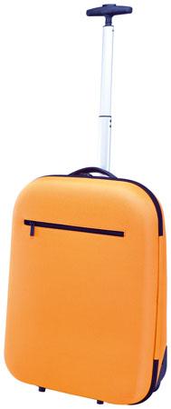 Nao oranžová taška na kolečkách