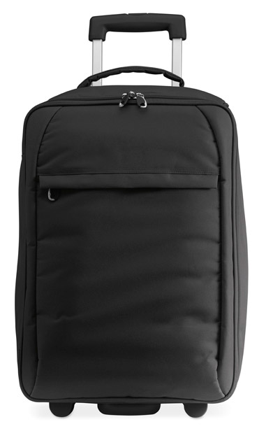 Černá taška na kolečkách Tou