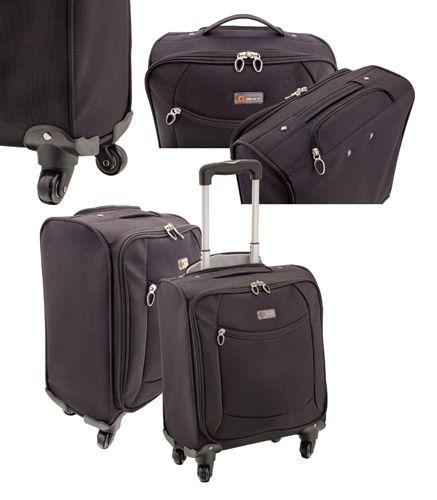 Emirates kufr se 4 kolečky
