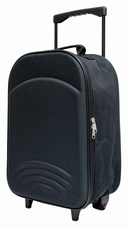 Kufr Clasic černý velký