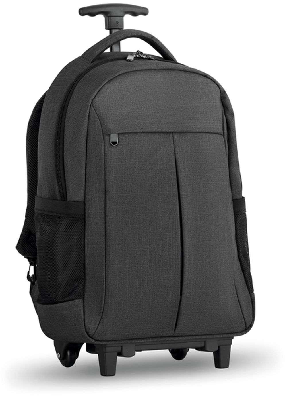 Kombi kufr-batoh na kolečkách
