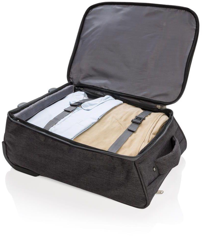 Dvoutónový skladný kufřík