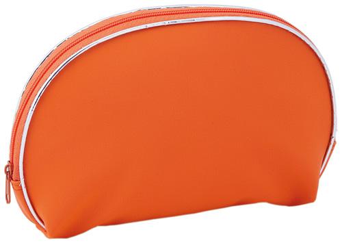 Lanka oranžová kosmetická taštička