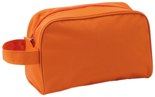 Trevi oranžová kosmetická taštička