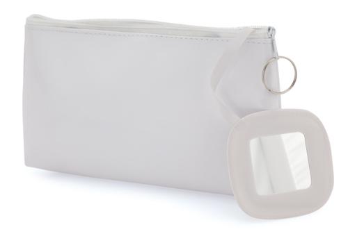 Xan bílá kosmetická taška