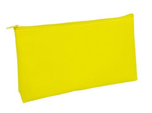 Valax žlutá kosmetická taška
