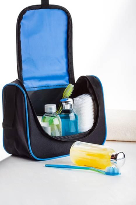 Trook modrá kosmetická taška