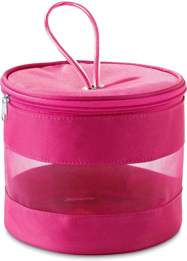 Kosmetická taštička růžová
