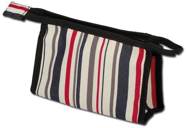 DRUSILA polyesterová kosmetická taška, 600D