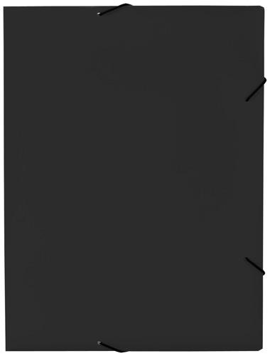 Alpin černá PVC složka na dokumenty