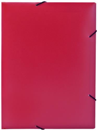 Alpin červená PVC složka na dokumenty