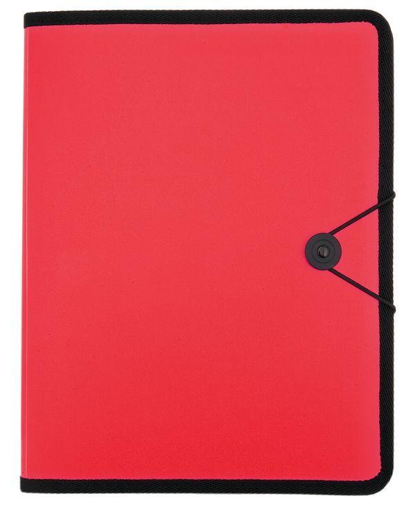 Cloumbya červená složka na dokumenty