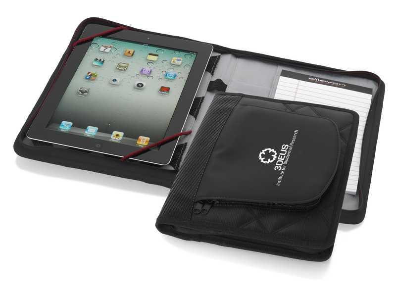 iPad obal s blokem