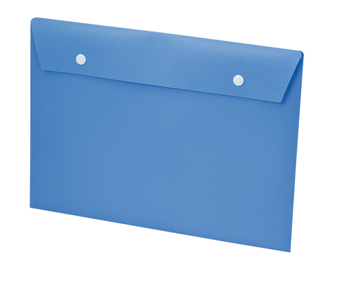 Alice modrá složka na dokumenty s potiskem