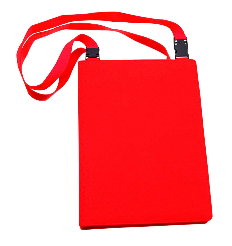 Conquer červená sloha na dokumenty