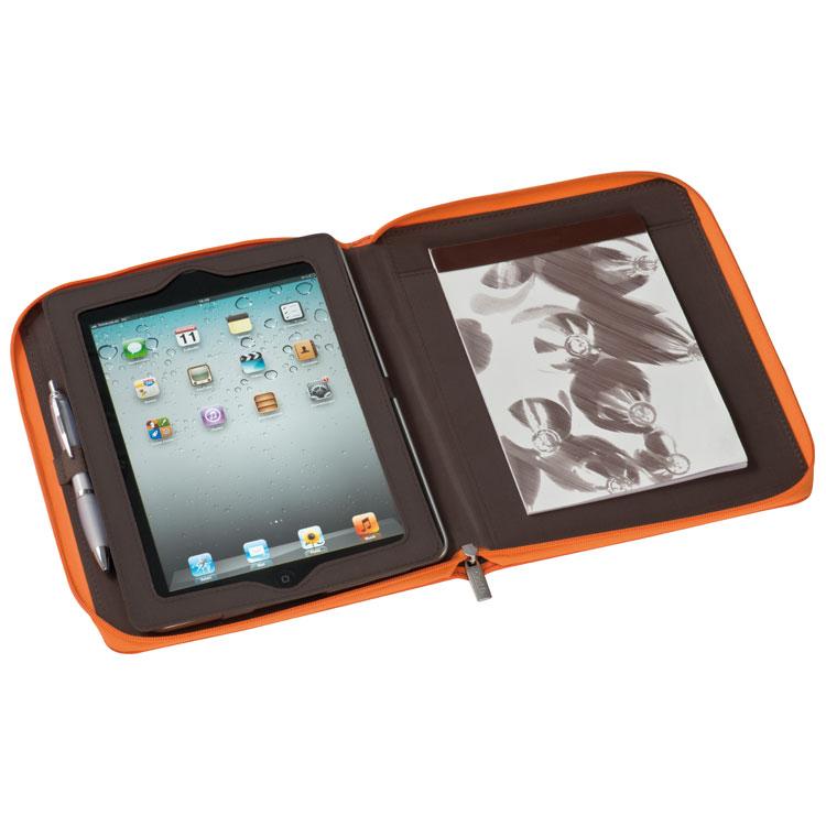 Nylonové oranžové pouzdro na zip