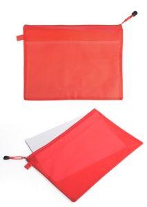 Bonx červená sloha na dokumenty