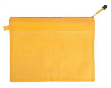 Bonx žlutá sloha na dokumenty s potiskem