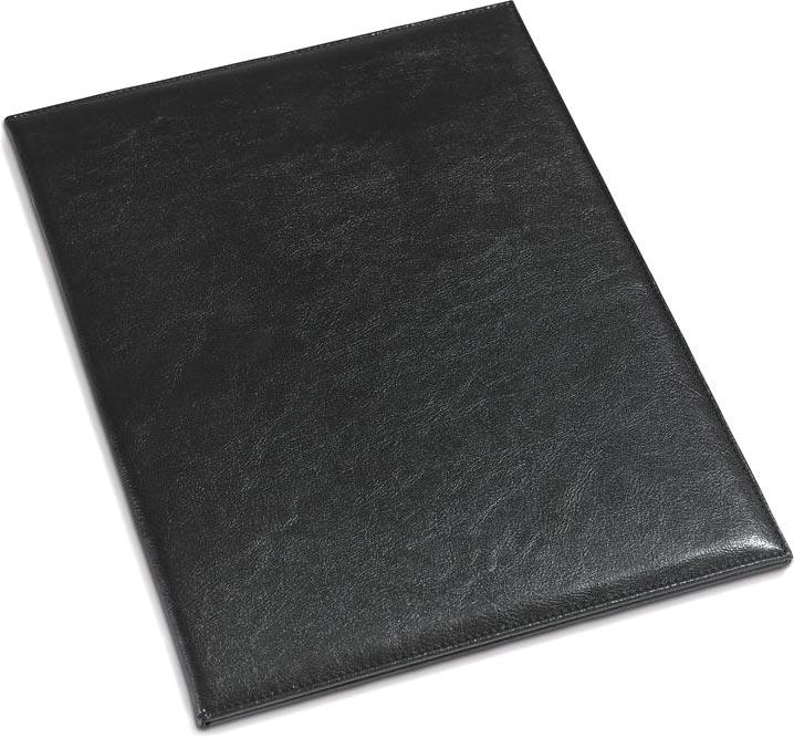 Složka na menu A4 černá