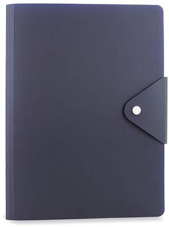 Složka na dokumenty s přezkou, modrá