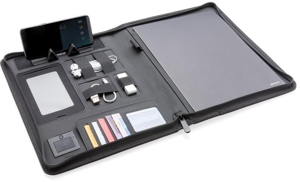 Air technické portfolio A4 s bezdrátovou nabíječkou