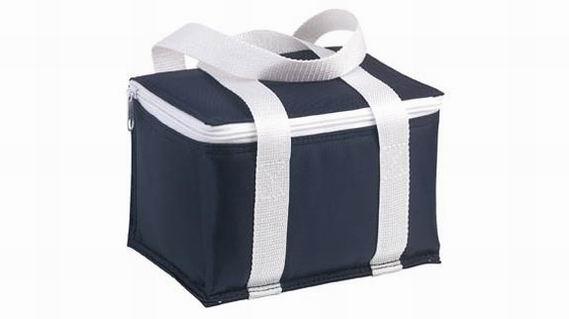 Malá taška Cooler modrá