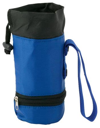 Modrá polyesterová termotaška