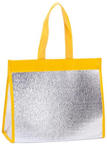 Alufresh žlutá chladicí taška