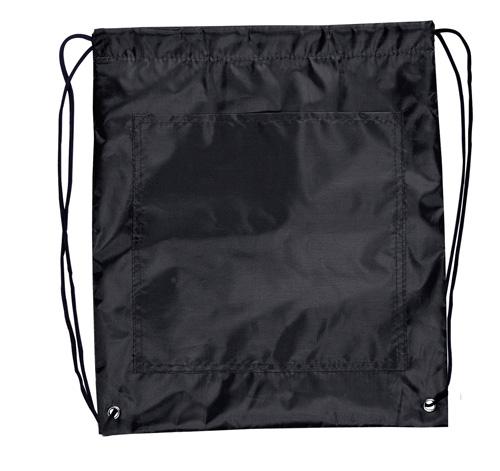 Bissau černý chladicí ruksak