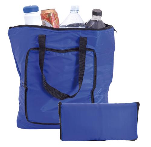 Daniels modrá chladicí taška s potiskem