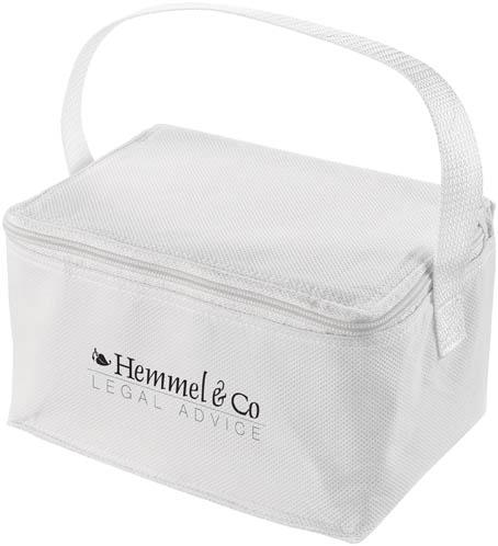 Chladicí bílá taška