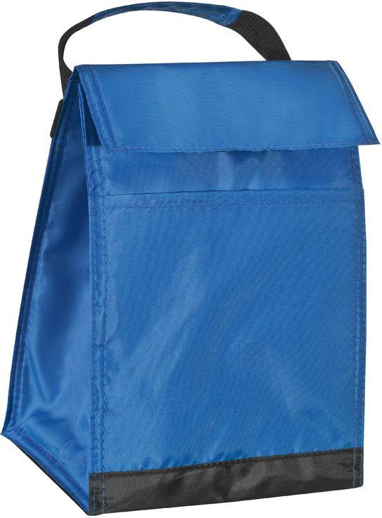 Praktická modrá chladicí taška