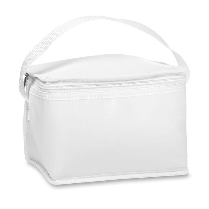 Chladicí taška z hliníkové fólie na 6 plechovek
