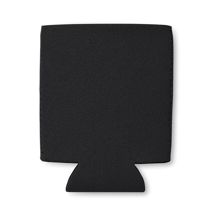 Černý držák na plechovky