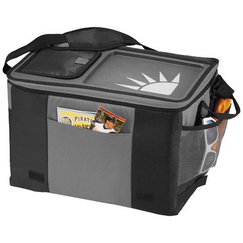 Chladicí taška pro 50 plechovek se stolní deskou